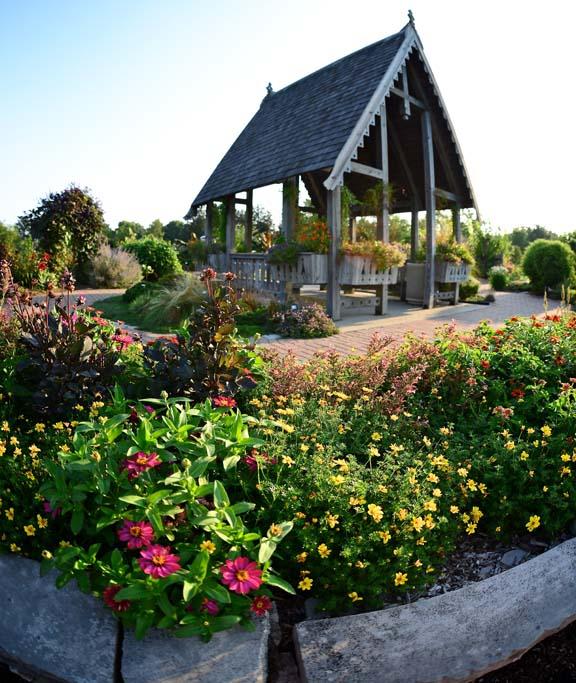 The Arboretum :: College of ACES, University of Illinois